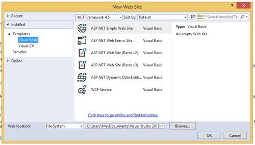 ASP NET Web Forms Sites and Apps - ScriptX